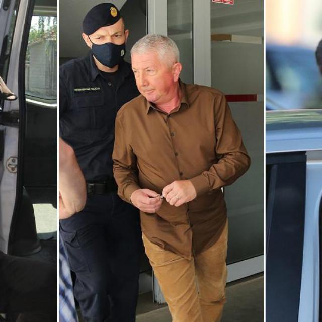 Uhićenja sudaca Krušlina, Vekića i Kvesića