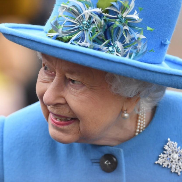 Kraljica Elizabeth II