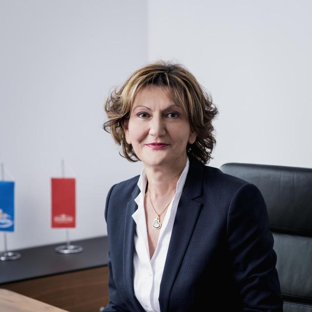 Martina Dalić, predsjednica Uprave Podravke