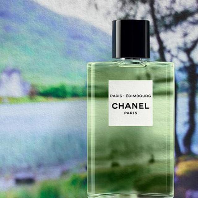 PARIS-ÉDIMBOURG, Chanel