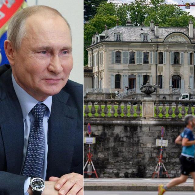 Vladimir Putin i Joe Biden sastat će se u viliLa Grange