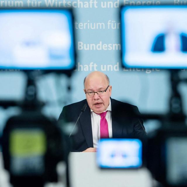 Njemački ministar gospodarstva Peter Altmaier