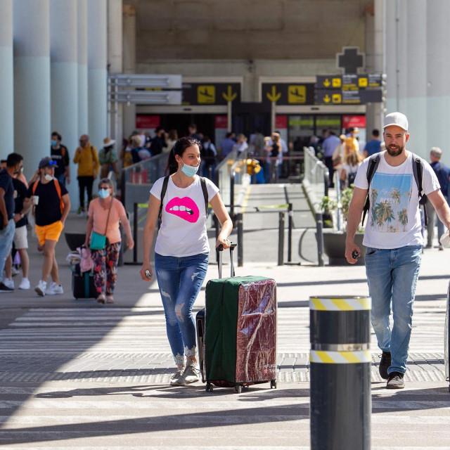 Zračna luka u Palma de Mallorci