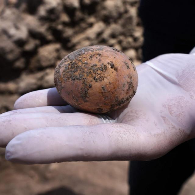 Tisuću godina staro jaje