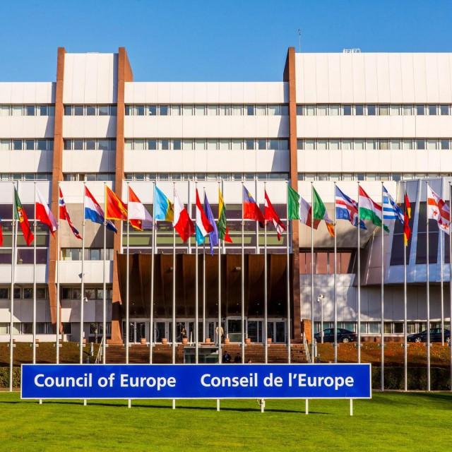 Zgrada Vijeća Europe, Strasbourg