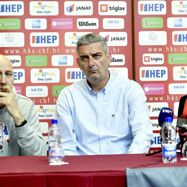 Dino Rađa, Stojko Vranković i Veljko Mršić