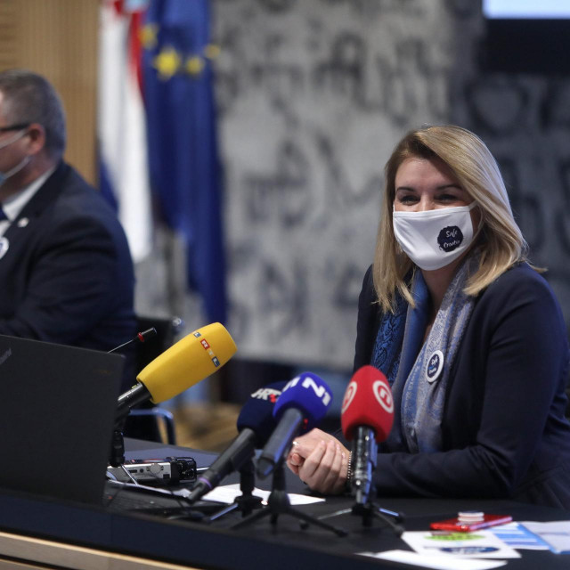 Ministrica turizma i sporta Nikolina Brnjac