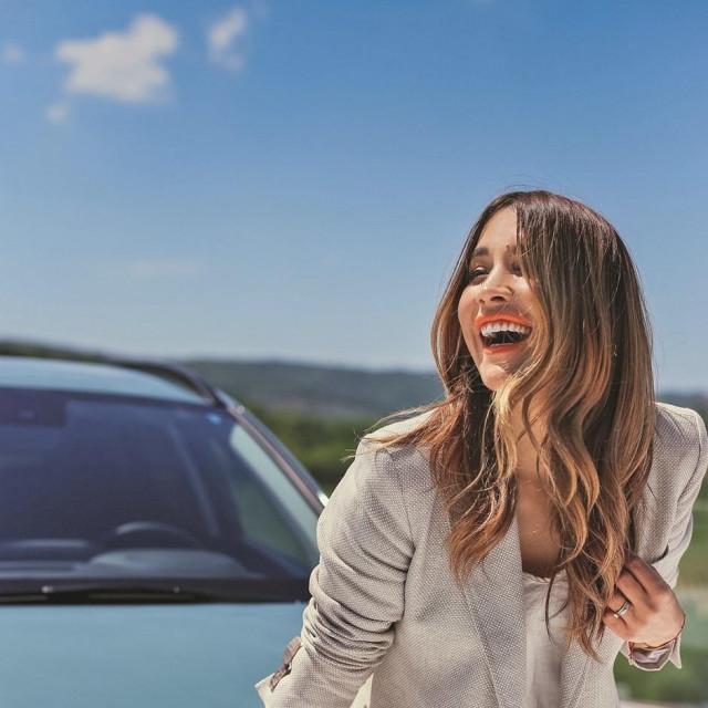 Marijana Batinić ambasadorica je Hyundaija za Hrvatsku.