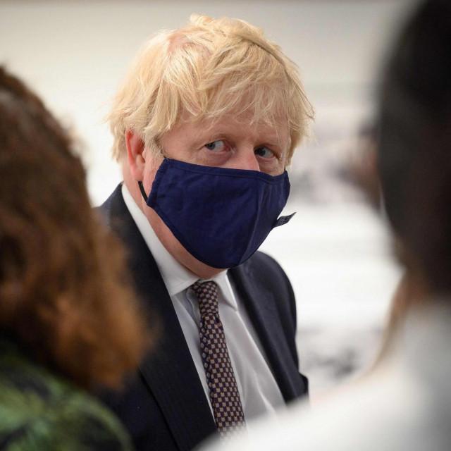 Boris Johnsondomaćin je trodnevnog summita