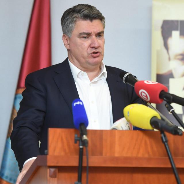 Zoran Milanovic posjetio je Alkarske dvore