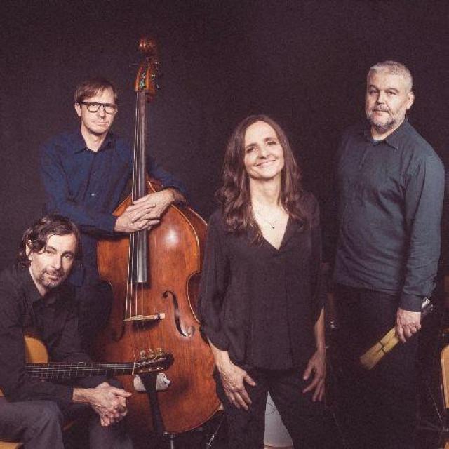 Tamara Obrovac Transhistria quartet