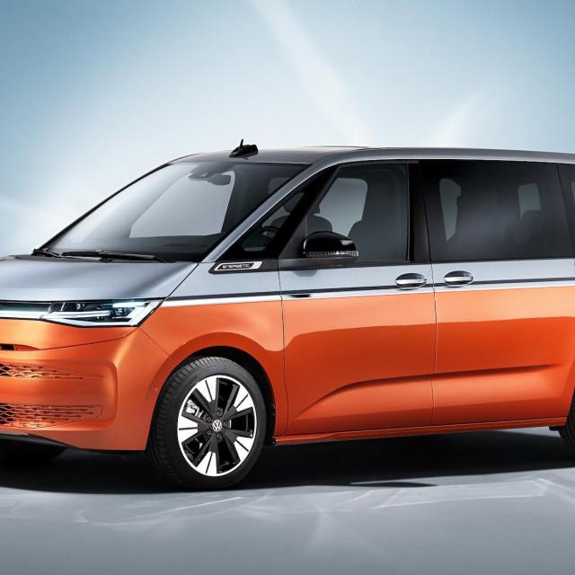 2022 VW T7 Multivan