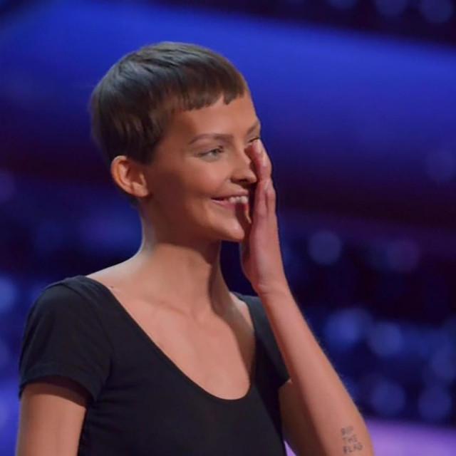 Nightbirde, pravog imena Jane Marczewski u 'America's Got Talent'
