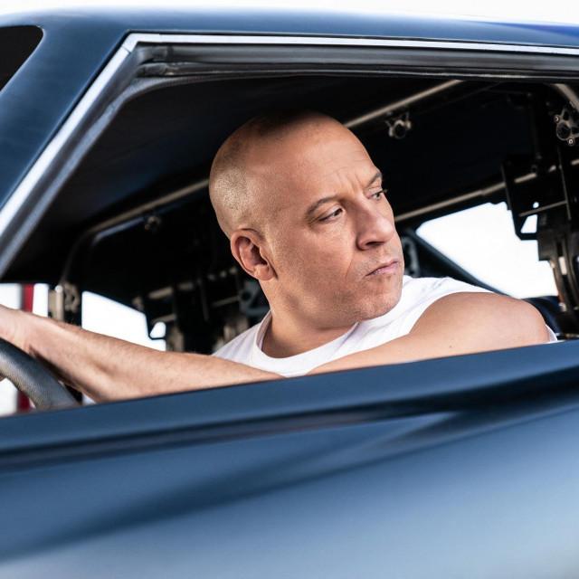 """Vin Diesel u """"Brzima i žestokima"""""""