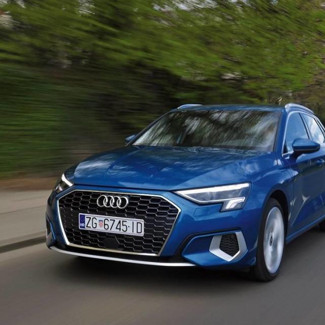 Automobil Audi A3 TFSIe