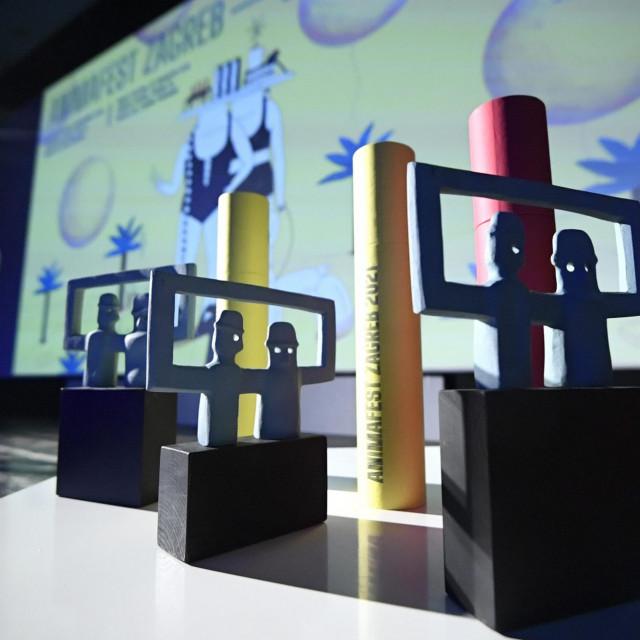 Nagrade, Animafest