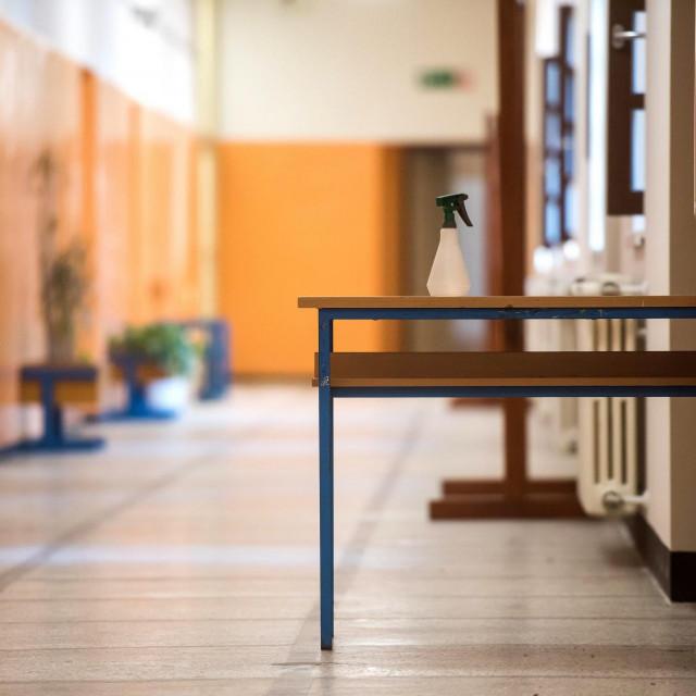 Škola primjenjene umjetnosti i dizajna u kojoj se dogodilo trovanje