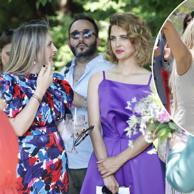 Vjenčanje Jelene Veljače