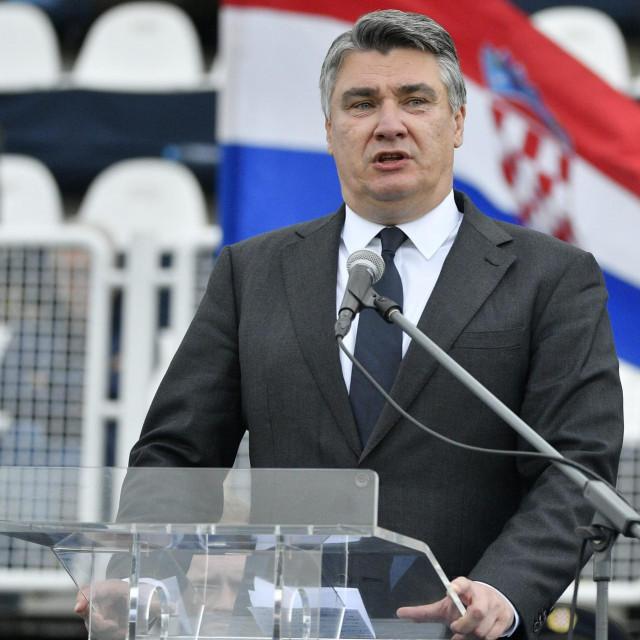 Milanović prijeti 'miniranjem' završne deklaracije NATO summita: 'Tretira nas se kao sitan kusur!' Kao da je deklaraciju pisala neka nevladina udruga iz Sarajeva K_11218249_640