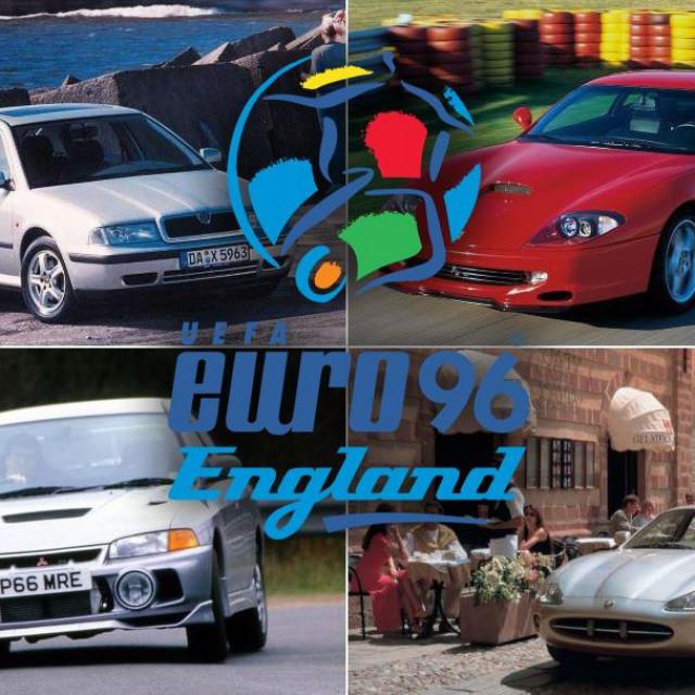 Automobili predstavljeni 1996. godine