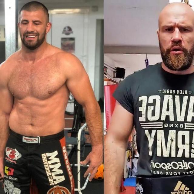 Mladen Kujundžić i Alen Babić