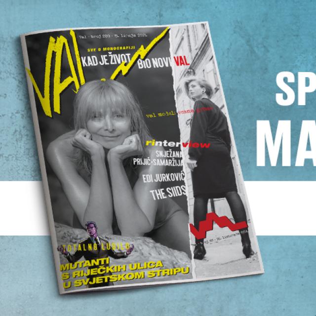 Specijalni broj magazina Val