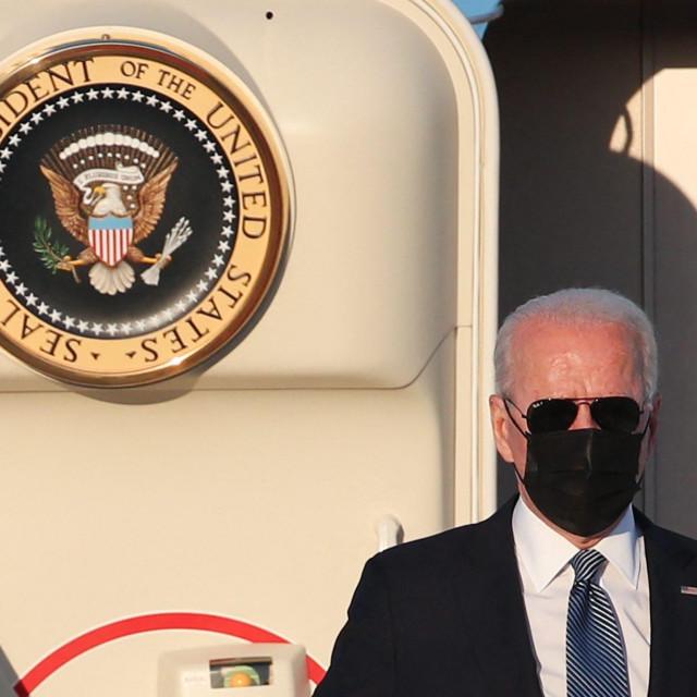 Američki predsjednik Joe Biden