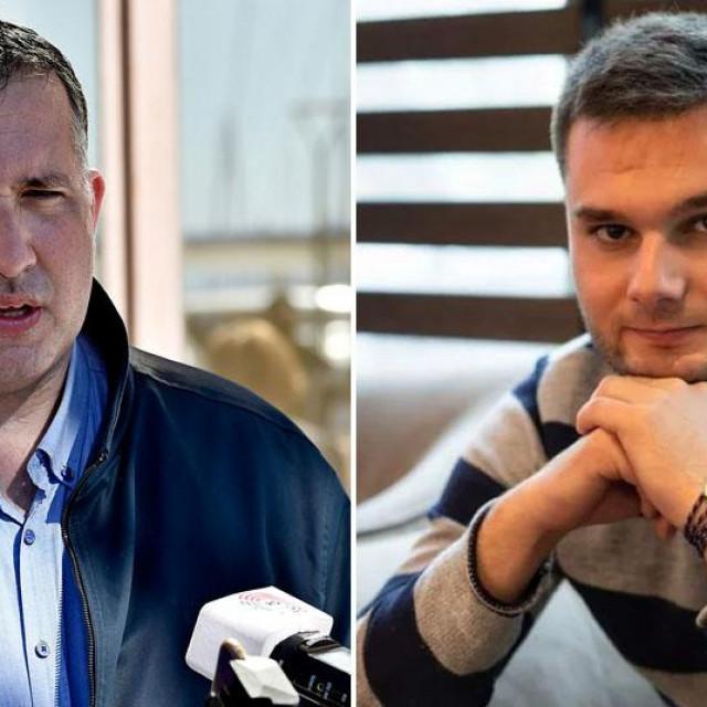 Goran Kotur i Tonći Kačić Bartulović