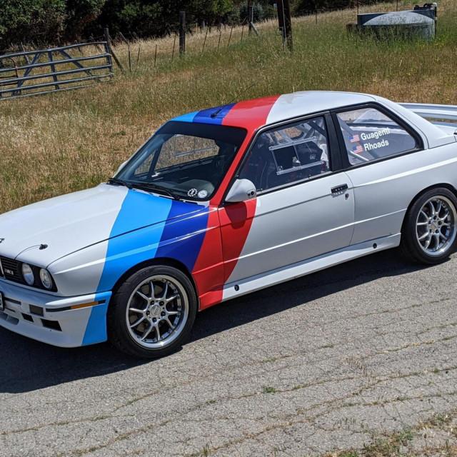 1990 BMW M3 E30