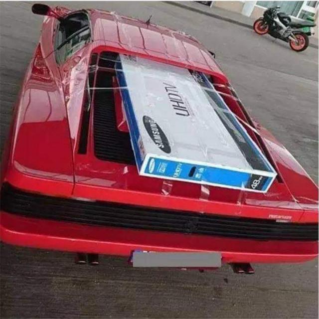 1991-94 Ferrari Testarossa