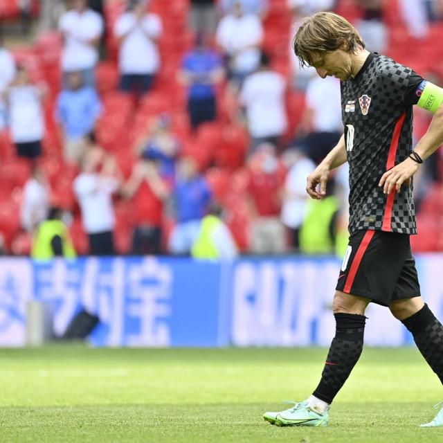 Luka Modrić još će kratko biti dio reprezentacije, kaže Jozak