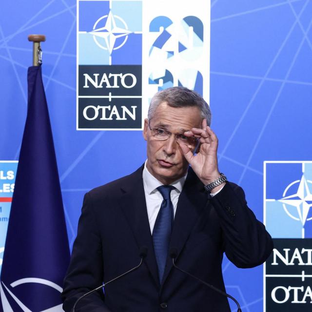 Jens Stoltenberg, glavni tajnik NATO-a
