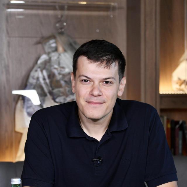 Ekonomist Vuk Vuković