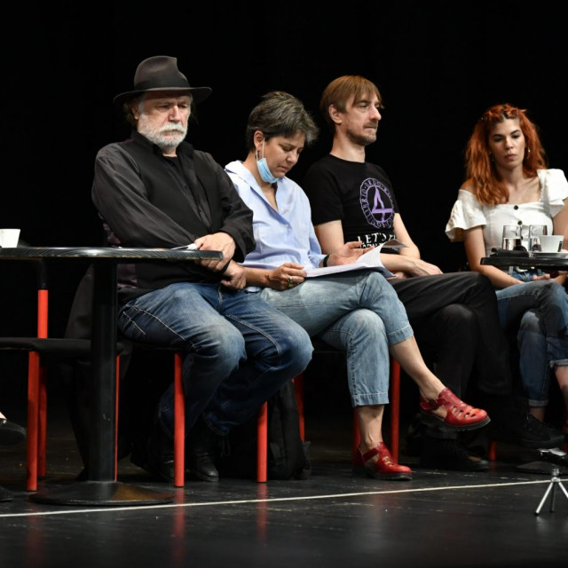 Predstavljanje nove sezone kazališta Ulysses u kazalištu Vidra<br />