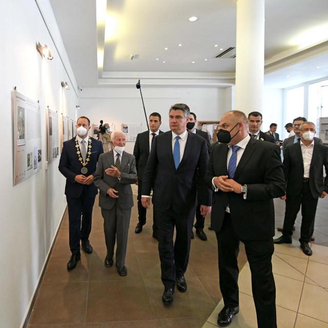 Predsjednik Zoran Milanović u Slovačkoj