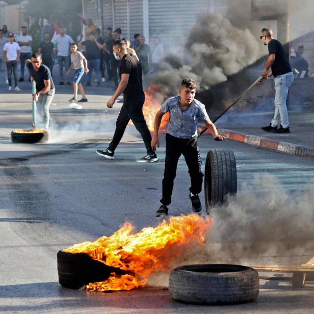 Nasilje nakon prosvjedne povorke u istočnom Jeruzalemu