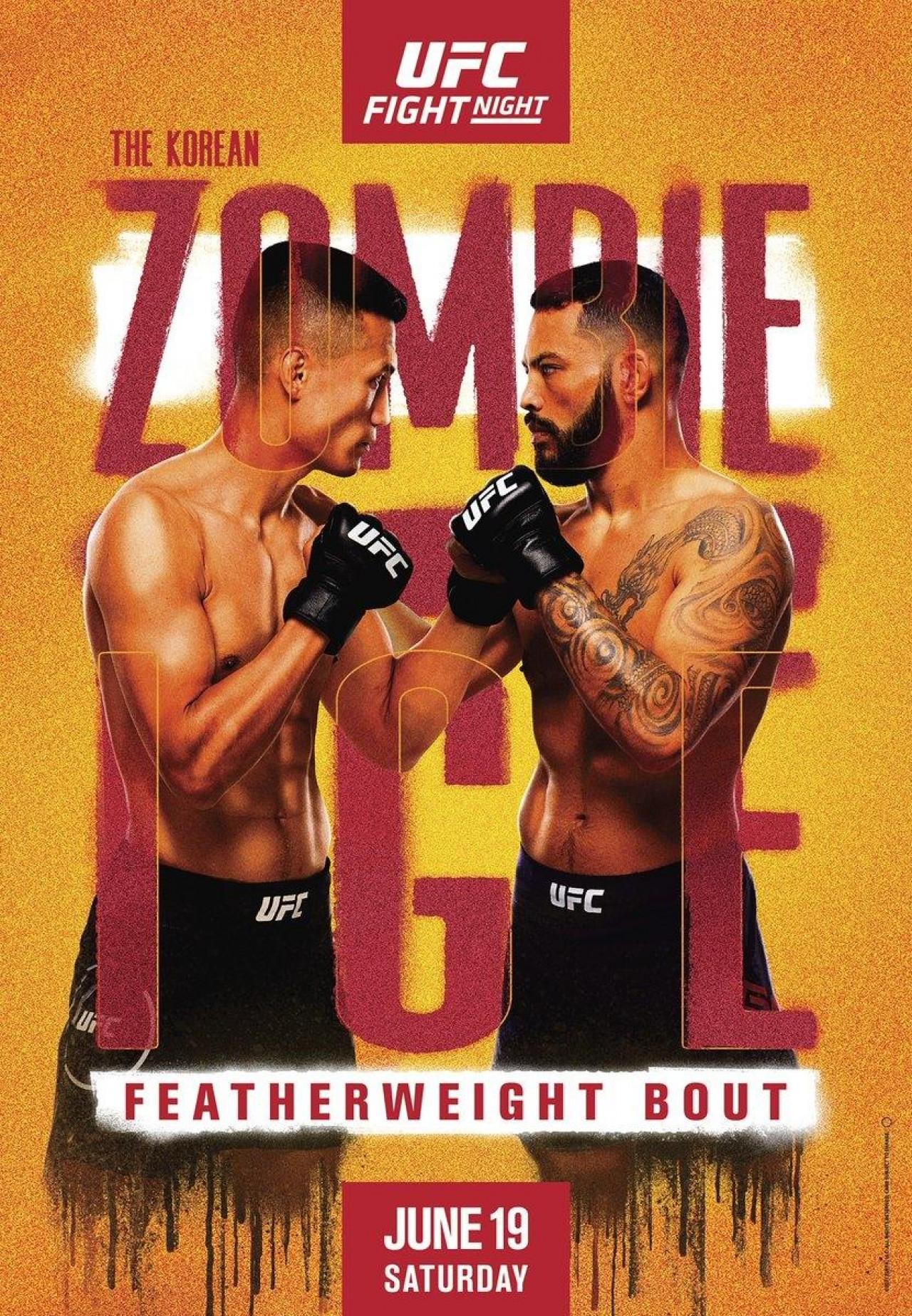 Fight Site - Sve što trebate znati o idućoj UFC priredbi: 'Zombie' i Ige  garantiraju akciju, vraća se Aleksa Čamur