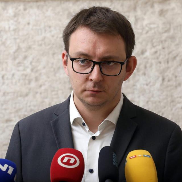 Saborski zastupnik Bojan Glavašević