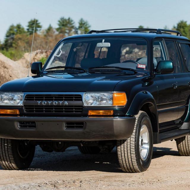 Toyota Land Cruiser 1994.