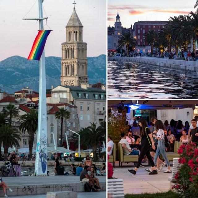 Đir po ulicama Splita