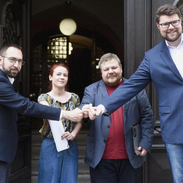 Dogovor Možemo! i SDP-a