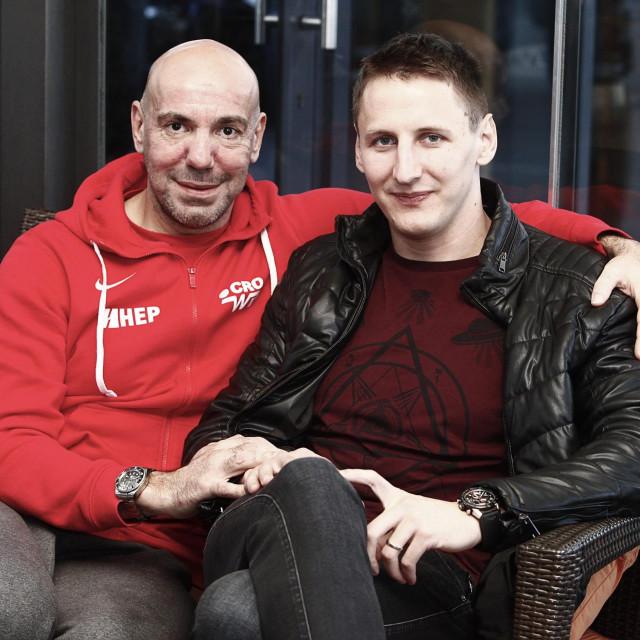 Ivica Tucak i Sandro Sukno