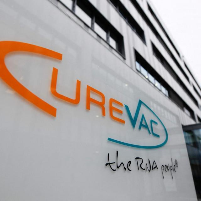 Sjedište kompanije CureVac u Njemačkoj