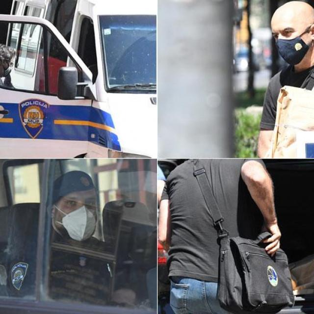 Uhićenja u GSKG-u