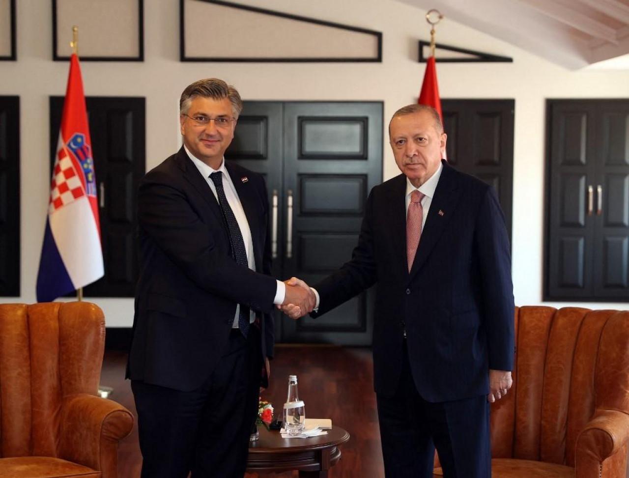 Rusko-Turski summit u Sočiju: Na stolu Sirija, Libija, Afganistan, Kavkaz i Balkan O_11441561_1280