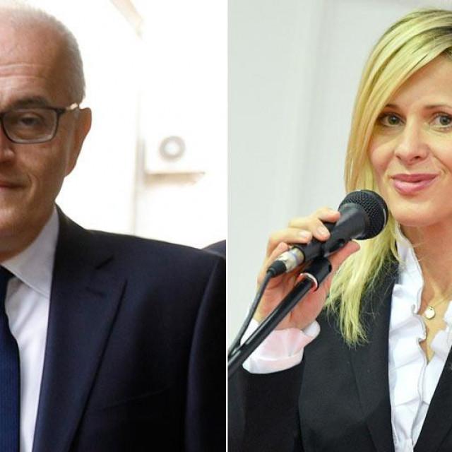 Zoran Vatavuk i Dijana Zadravec