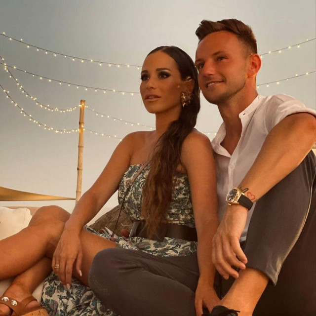 Ivan i Raquel Rakitić