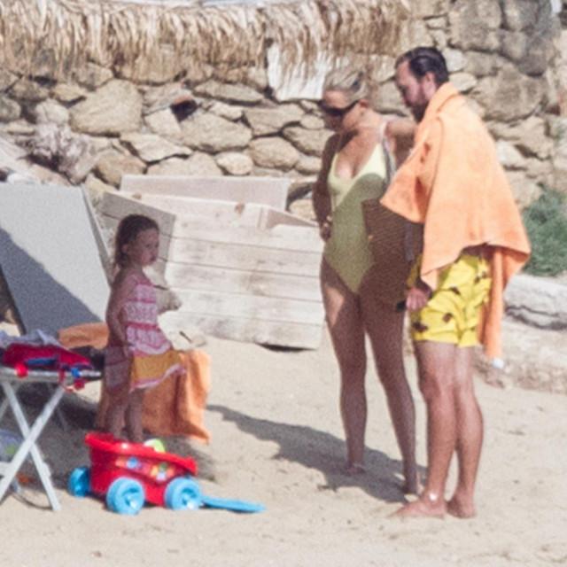 Glumica Kate Hudsons obitelji uživa u Grčkoj