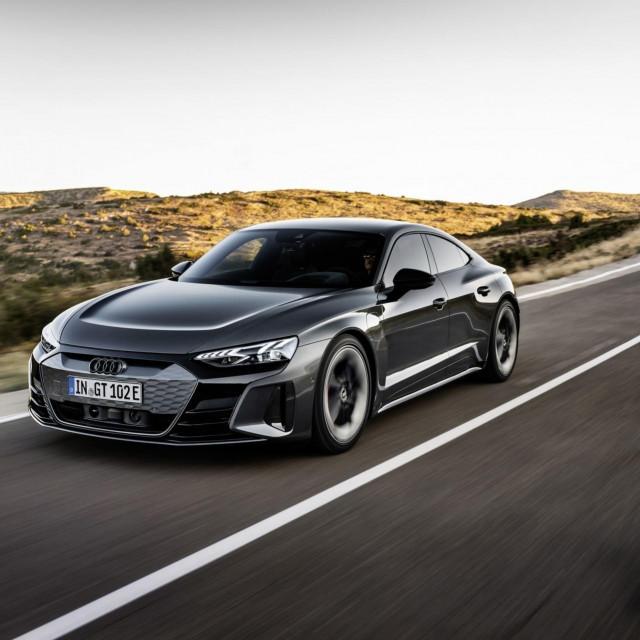 Audi RS e-tron GT quattro