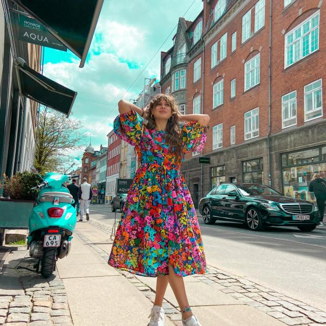 """Ena Jurić (26), djevojka iz Gunje koja putuje svijetom. Fotografije su sa putovanja u Kopenhagen gdje je koristila platformu """"Host a Sister"""""""